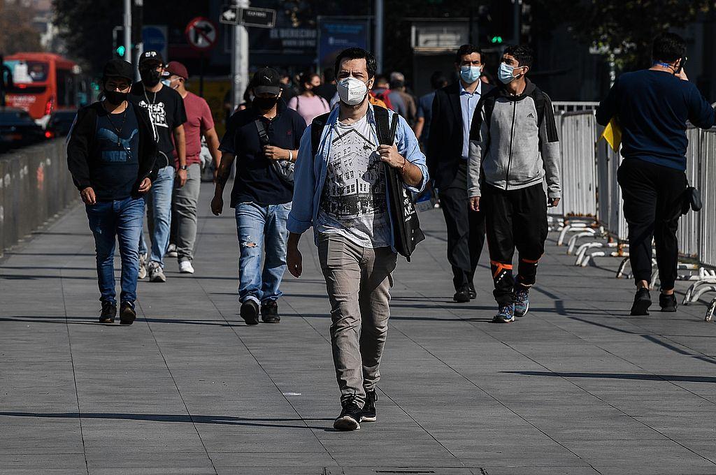 Las autoridades explicaron que han inmunizado al 44,3% de la población objetivo dentro del plan de vacunación, que comenzó el pasado 24 de diciembre. Crédito: Xinhua/Jorge Villegas