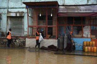 Al menos doce muertos por inundaciones en Afganistán