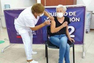 En el primer mes de campaña se aplicaron en la provincia más de 136 mil dosis de vacunas antigripales