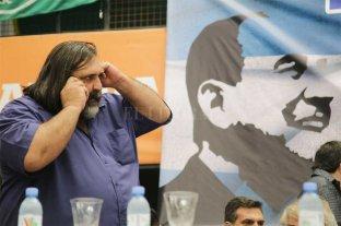 """Baradel: """"Es una gran irresponsabilidad insistir con las clases presenciales en Buenos Aires"""