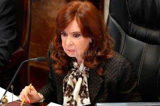 "Cristina Kirchner habla de ""un golpe contra las instituciones"" tras el fallo de la Corte Suprema"