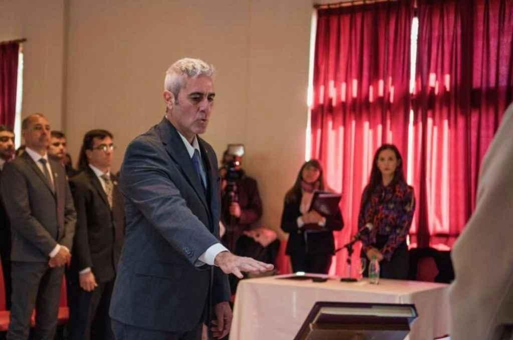 Sebastián Eduardo Salem destituido de su cargo por violencia laboral. Crédito: Gentileza