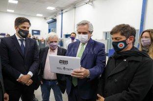 Juana Manso: $ 20 mil millones y 633 mil notebooks para achicar la brecha digital