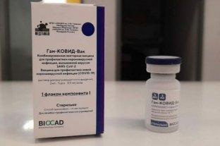 Covid-19: la provincia de Santa Fe recibió 50.400 nuevas dosis de vacuna Sputnik