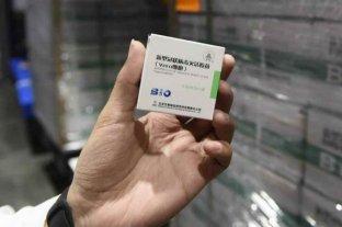 """Embajador de China ratificó """"acuerdos"""" para producir la vacuna Sinopharm en Argentina"""