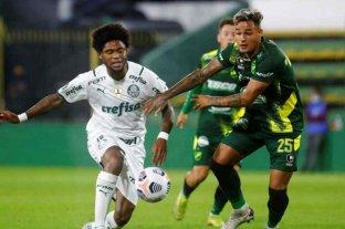 Defensa y Justicia no pudo contra Palmeiras y perdió 2 a 1 en Florencio Varela