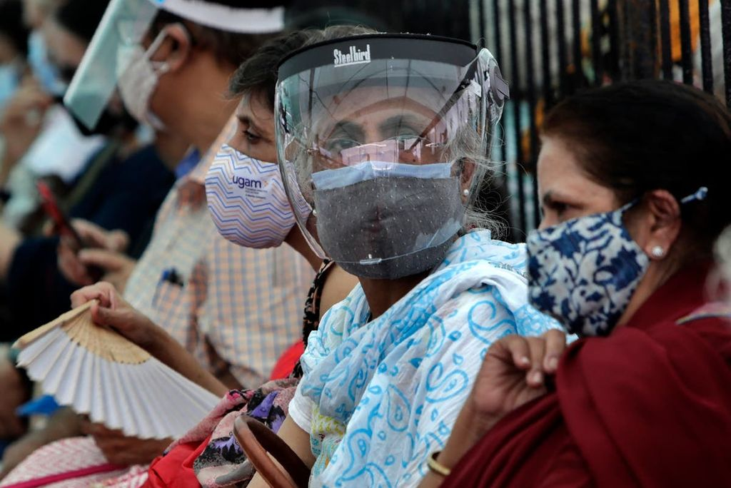 India es uno de los países más afectados por la pandemia. Crédito: Gentileza