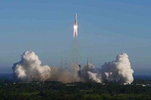 El Pentágono monitorea la trayectoria de un gran cohete chino fuera de control