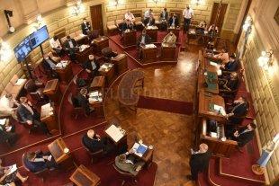 El Senado ya habla de resignar obras menores