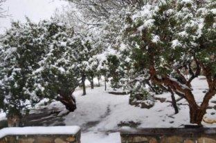 Video: así nevó en las Sierras de Córdoba -  -