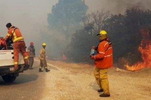 Córdoba comenzará a vacunar a bomberos voluntarios
