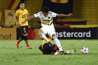 Boca regresa a Argentina sin Andrada que sigue aislado en Ecuador