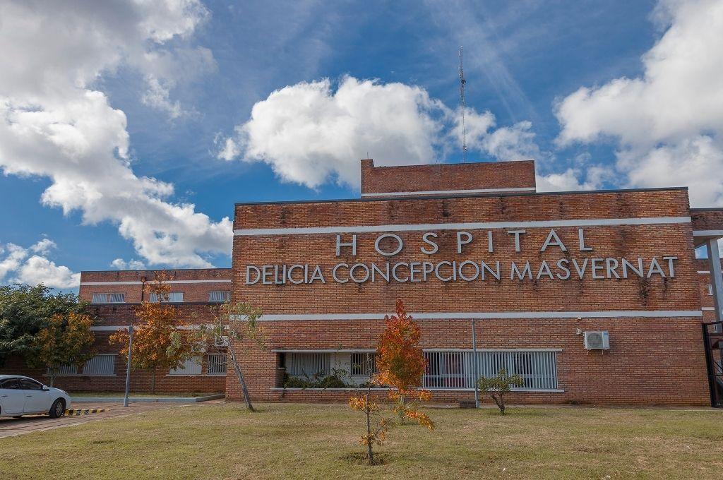 Hospital Delicia Concepción Masvernat Crédito: Gentileza