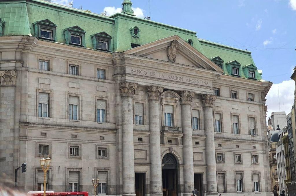 Banco de la Nación  Crédito: Archivo El Litoral