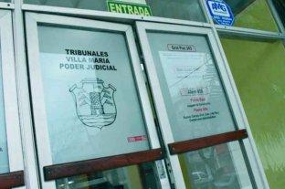 Villa María: la imputaron por asesinar a su padre e investigan si hubo abuso sexual previo