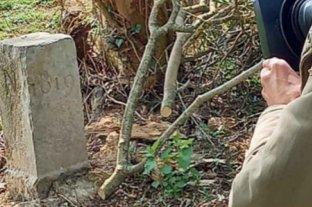 Un granjero movió una piedra y accidentalmente modificó la frontera entre Francia y Bélgica -