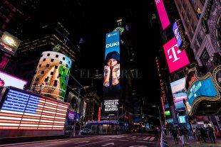 """""""Desde el fin del mundo"""" a Times Square"""