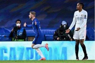 Chelsea venció a Real Madrid y se clasificó a la final de la Liga de Campeones