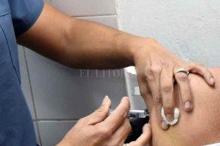 La provincia aplicó más de 89 mil dosis de antigripal