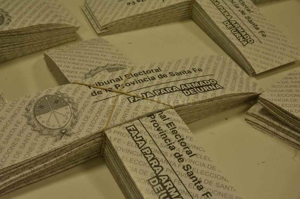 En el Tribunal Electoral ya está en plena tarea de armado del proceso electoral y de la logística para ambas jornadas comiciales de este año.-    Crédito: Guillermo Di Salvatore