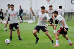 River se mide con Independiente Santa Fe en Paraguay
