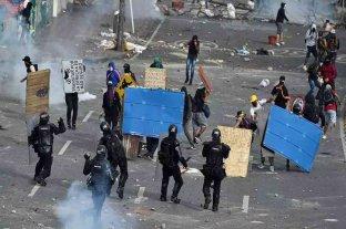 Continúan las protestas en Colombia y Duque ofrece recompensa para capturar a los promotores de los actos vandálicos