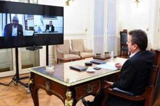 Massa agradeció al Presidente de la Comisión de Relaciones Exteriores de EE.UU. por el apoyo a la Argentina ante el FMI