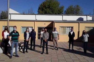 """La ONG """"Un Árbol Más"""" desembarca en Santa Clara de Buena Vista con su proyecto ambiental"""