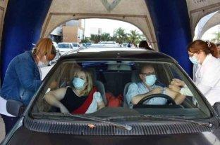 Récord de contagios en Entre Ríos desde que comenzó la pandemia