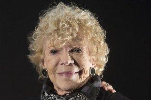 A los 94 años, falleció la actriz argentina Nelly Prince