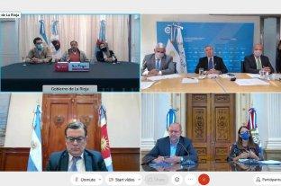 Se presentó el Programa de Asistencia Diplomática al Interior