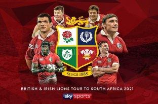 Los British & Irish Lions están listos para la gira por Sudáfrica
