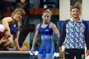 Lucha: tres argentinos compiten en Bulgaria en busca de la clasificación a Tokio