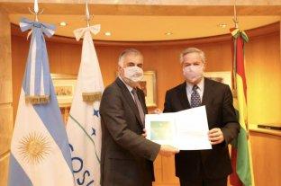 Jorge Ramiro Tapa Sainz será el nuevo embajador de Bolvia en Argentina