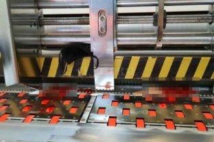 Accidente laboral fatal en Avellaneda: lo atrapó una máquina y falleció por las heridas -
