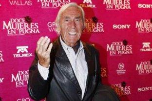 Murió en México el actor argentino Guillermo Murray a los 93 años