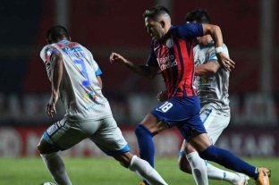 Con gol de Troyansky, San Lorenzo empató 1 a 1 ante 12 de Octubre