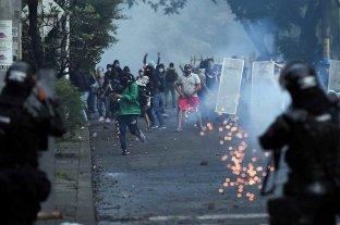 Colombia: las autoridades y los manifestantes dialogaron por primera vez, después de una semana de protestas