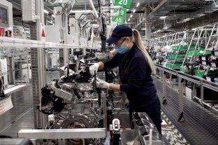 En marzo la industria aumentó el uso de la capacidad instalada
