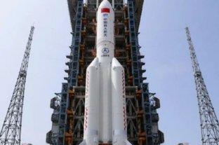 China descarta que haya riesgos en el reingreso de su cohete fuera de control