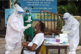 Coronavirus: India registró un récord de màs de 414 mil casos en solo 24 horas