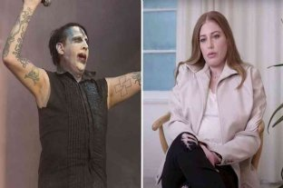 "Ashley Morgan Smithline, tras su denuncia contra Marilyn Manson: ""Sobreviví a un monstruo"""