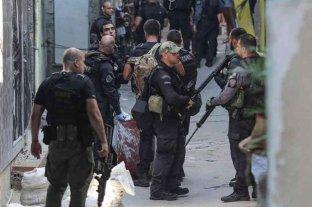 La ONU teme que la policía oculte pruebas tras los 25 muertos en Río de Janeiro