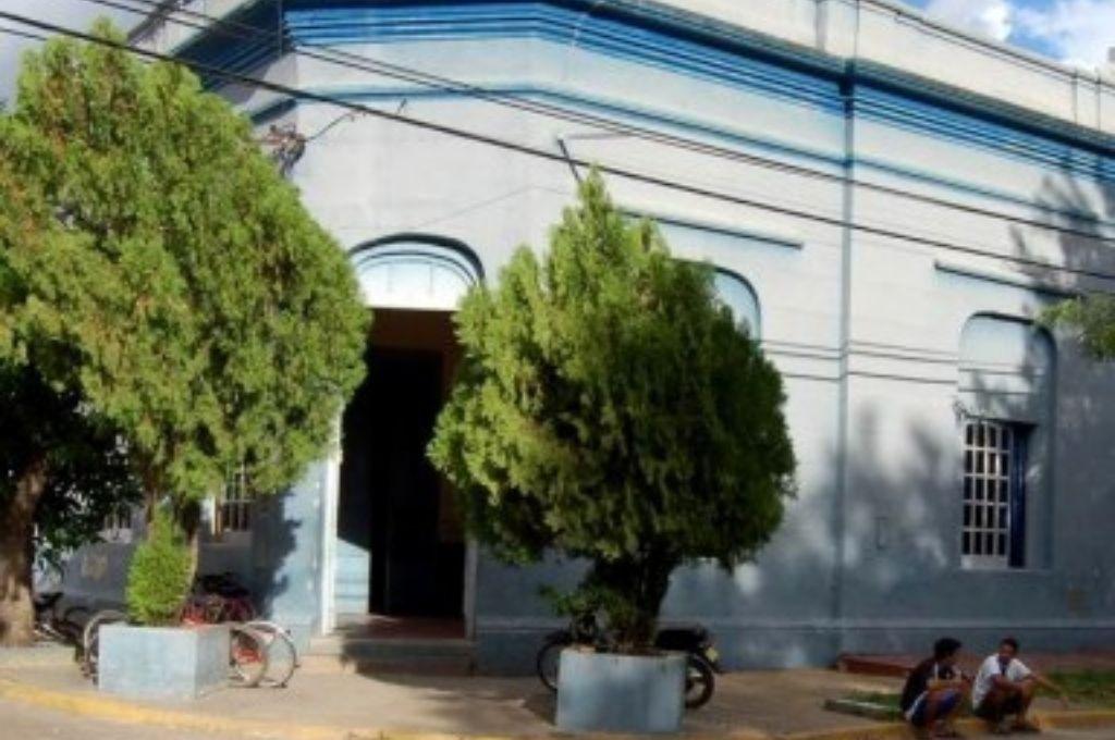 Comisaría Cuarta de Corrientes. Crédito: Gentileza