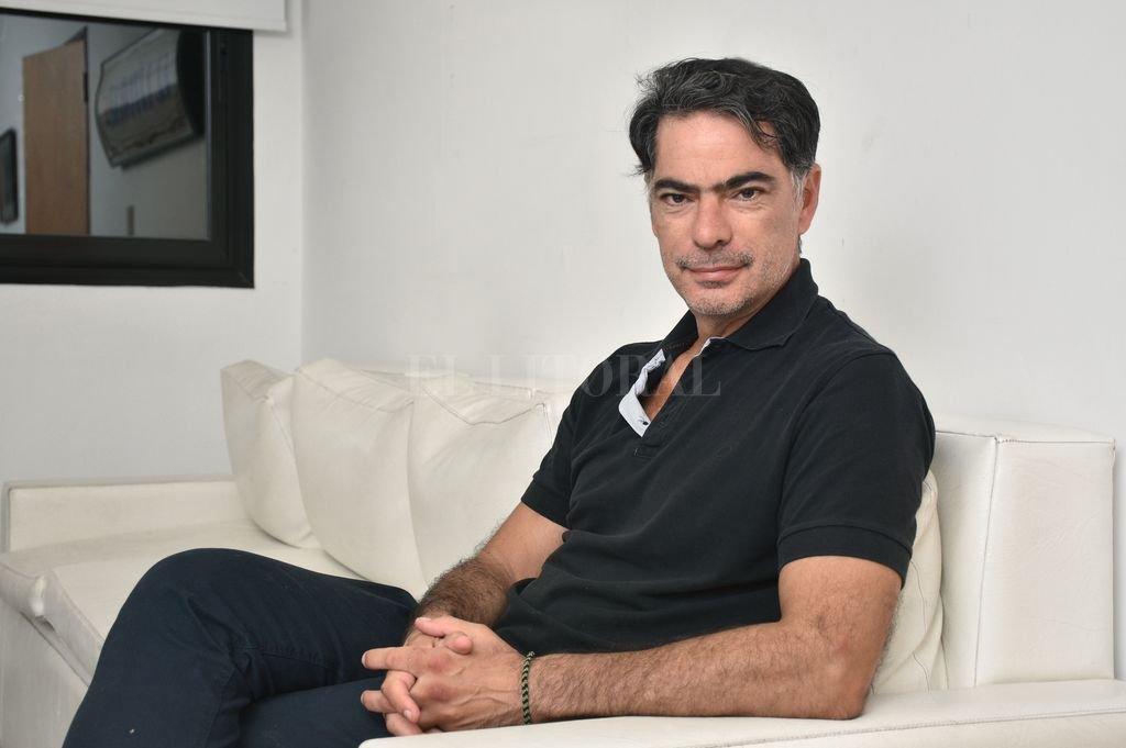 Estanislao Giménez Corte Crédito: Pablo Aguirre