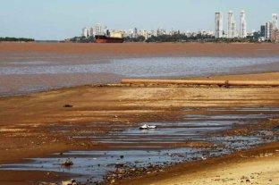 El río Paraná continúa por debajo del límite en varias ciudades de Entre Ríos