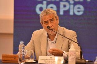 """Ferraresi propone cobrar un """"impuesto alto"""" a viviendas vacías"""