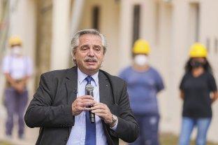 Alberto Fernández anunció la ampliación de la Tarjeta Alimentar -  -