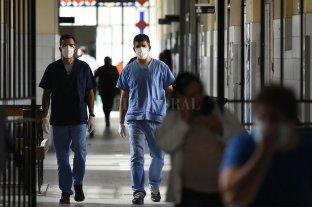 Santa Fe tiene el número de casos activos más alto en lo que va de la pandemia -  -