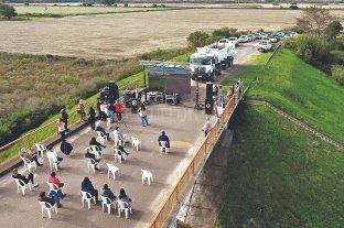 Timbúes impulsa el proyecto Acceso Norte, exclusivo para los camiones